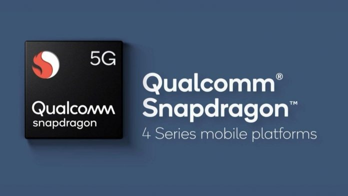 Qualcomm's Snapdragon 4-series with the support of 5G to debut in Q1 next year