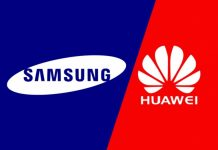 Samsung to acquire license to continue to work with Huawei