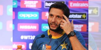 Shahid Afridi Gives His Two Cents on Pakistani Exclusion in The IPL