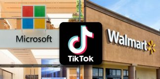 Walmart to join Microsoft in Acquiring for TikTok