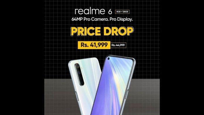 realme 6 with 90Hz Display and Helio G90T Processor