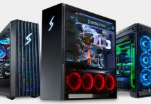 Digital Storm Video Game Machines