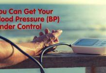 High Blood Pressure Under Control
