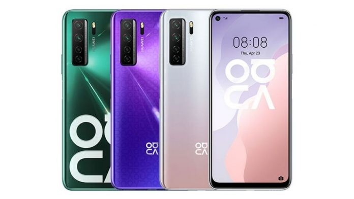 Huawei launch Nova 7 5G SE Vitality edition smartphone