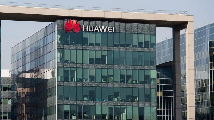 Huawei opened research center