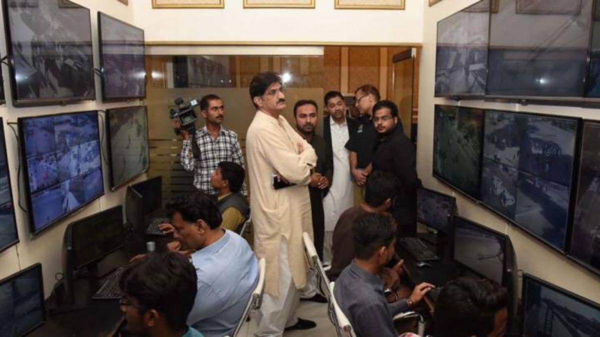 Karachi Safe City Project