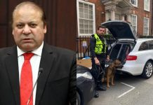 Nawaz Sharif Security Increased At London Residence