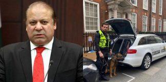 Nawaz Sharif Security Increased At London Residence