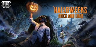 PUBG Mobile Halloweeks Mode