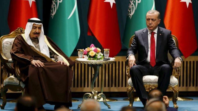 Saudi Arabia-turkish Relations