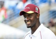 West Indies skipper Jason Holder Black Lives Matter