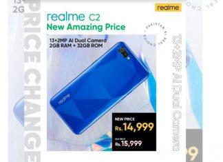 realme C2 Price