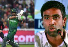 Ashwin is All-praises For Babar Azam