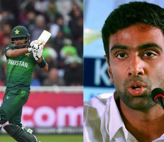 Ashwin is All-praises For Babar Azam