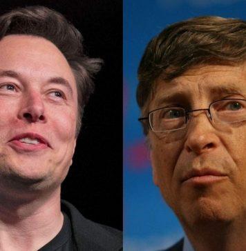 Elon Musk gains edge over Bill Gates