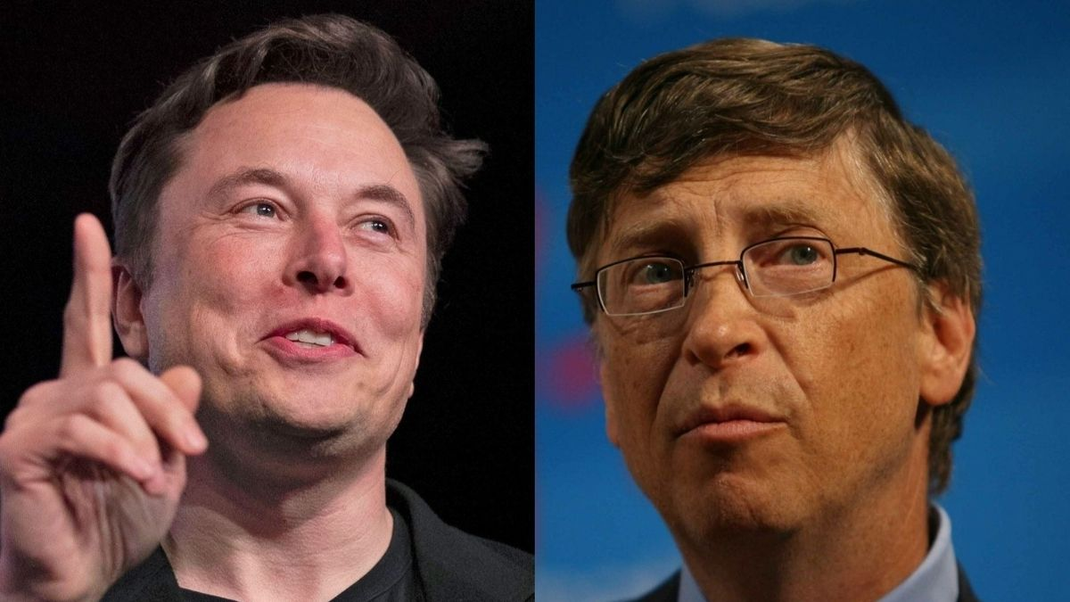 Elon Musk gains edge over Bill Gates