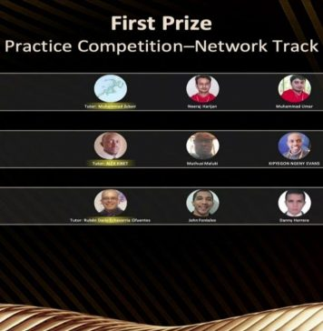 Huawei ICT Competition 2019–2020