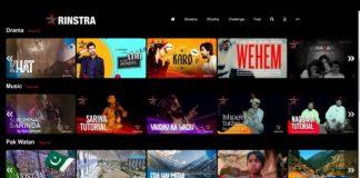 Pakistan first platform for Storytellers RINSTRA