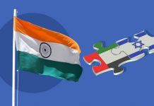 UAE Relations India Israel Pakistan