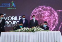 Zong 4G hosts USF contract signing event at its Islamabad HQ