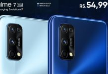 realme 7 pro marks sales records in Pakistan