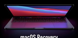How to reinstall Mac OS on M1 Mac using Mac recovery