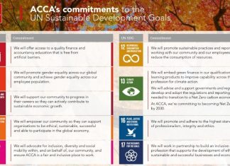 ACCA UN Sustainable Development Goals