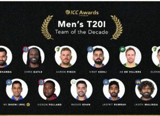 ICC Annual Awards