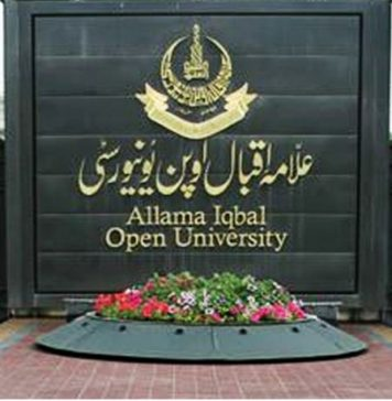 AIOU to Give Free Matric Education for Students