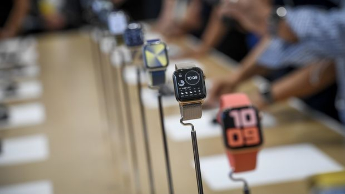 Apple wearables