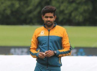 Babar Azam to miss Christchurch Test