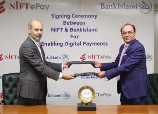 BankIslami enables its account holders on NIFT ePay