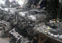 Car Engines Being Stolen In Lahore