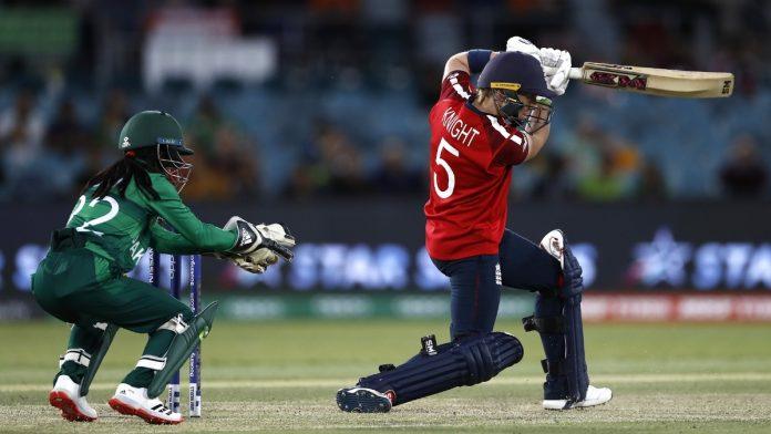England's National Women's Cricket Team tour Pakistan