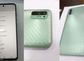 HTC Desire 21 Pro 5G Leaked images