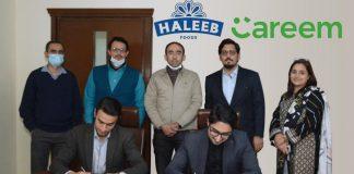 Haleeb Foods Partners with Careem