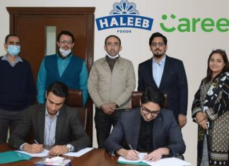 Haleeb Foods Partners with Careem