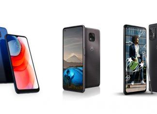 Motorola unveil 2021 G Stylus G Play and G Power smartphones