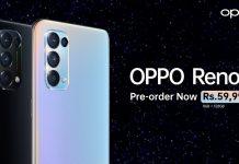 OPPO Reno5 Price