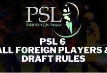 PSL 6 Draft