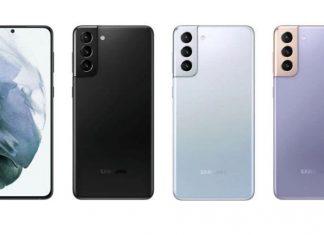 Samsung S21 series